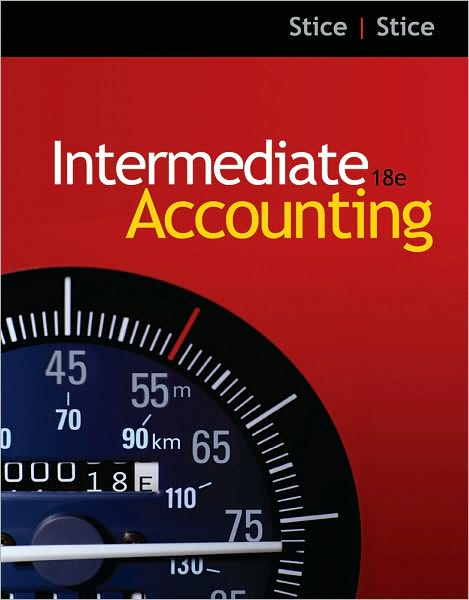 Intermediate Accounting Stice